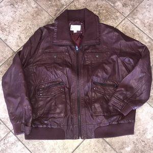 Xhilaration Bomber Style Jacket Size 3